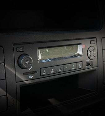 N720 DC radio - JMC Costa Rica